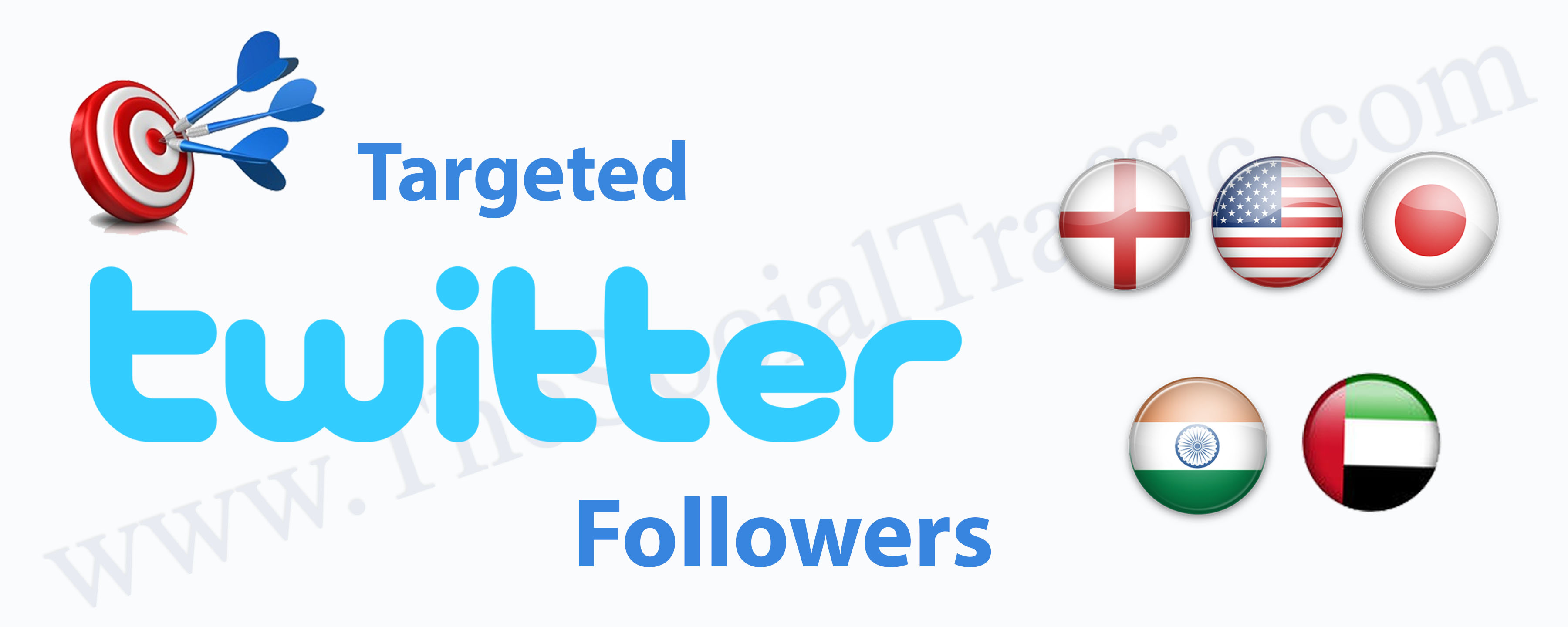Buy Targeted Twitter followers | Real Targeted Twitter Followers