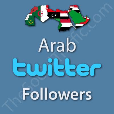 Arabic Twiter Followers