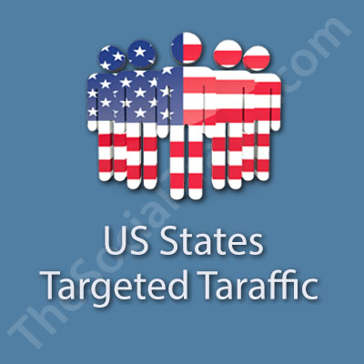 US States Targeted Traffic